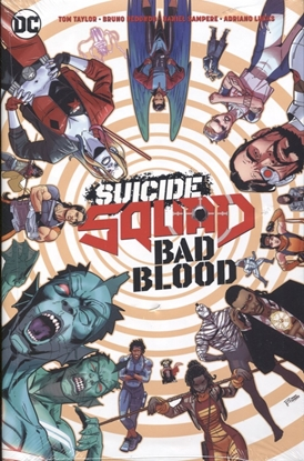Picture of SUICIDE SQUAD BAD BLOOD HC