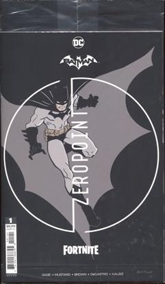 Picture of BATMAN FORTNITE ZERO POINT #1 (OF 6) CVR D PREMIUM