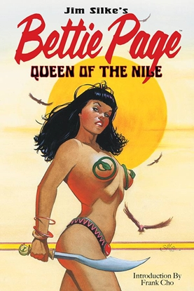 Picture of BETTIE PAGE QUEEN NILE TP