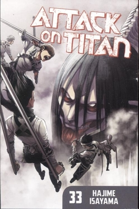 Picture of ATTACK ON TITAN GN VOL 33