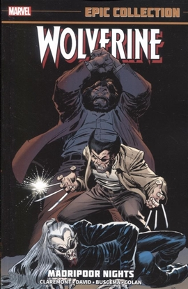 Picture of WOLVERINE EPIC COLLECTION TP MADRIPOOR NIGHTS NEW PTG
