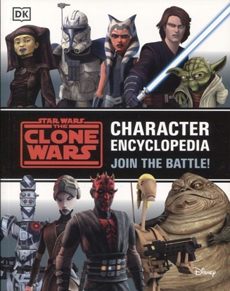 Picture of STAR WARS CLONE WARS CHARACTER ENCYCLOPEDIA SC