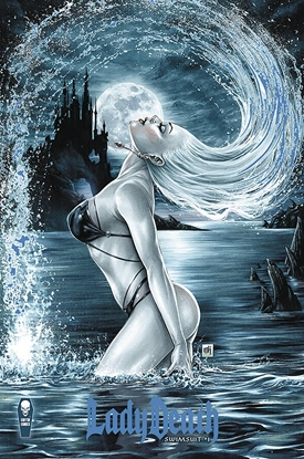 Picture of LADY DEATH SWIMSUIT ONE SHOT PREMIERE EDITION