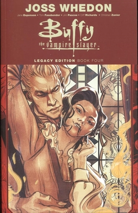 Picture of BUFFY VAMPIRE SLAYER LEGACY EDITION TP VOL 4