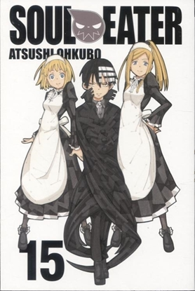 Picture of SOUL EATER TP VOL 15 NEW PTG