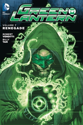Picture of GREEN LANTERN TP VOL 7 RENEGADE