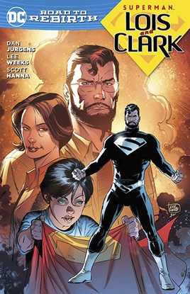 Picture of SUPERMAN LOIS AND CLARK TP