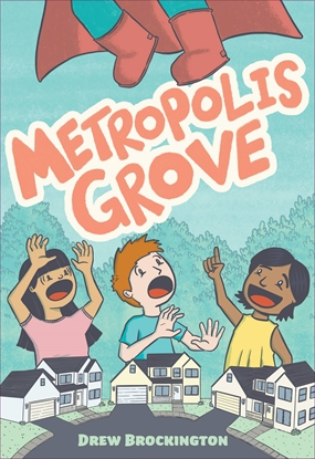 Picture of METROPOLIS GROVE TP