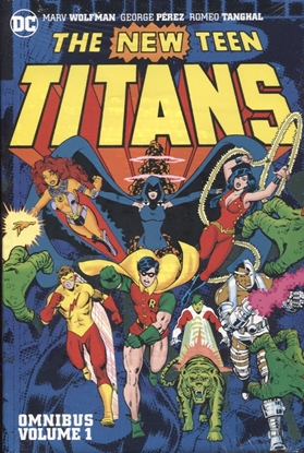 Picture of NEW TEEN TITANS OMNIBUS HC VOL 1 NEW EDITION