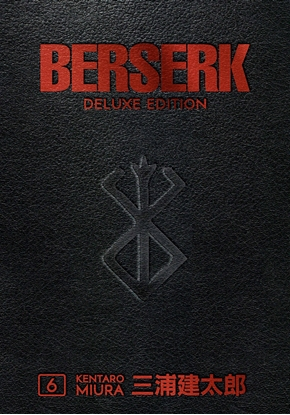 Picture of BERSERK DELUXE EDITION HC VOL 6 (MR)