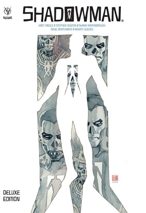 Picture of SHADOWMAN ANDY DIGGLE DELUXE EDITION HC