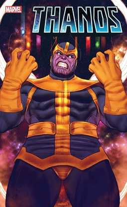 Picture of THANOS QUEST MARVEL TALES #1