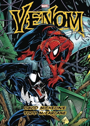 Picture of VENOM BY MICHELINIE AND MCFARLANE GALLERY EDITION HC