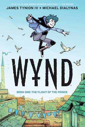 Picture of WYND TP BOOK 1 FLIGHT OF THE PRINCE