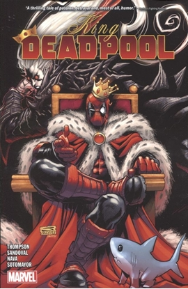 Picture of KING DEADPOOL TP VOL 2