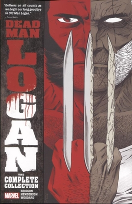 Picture of DEAD MAN LOGAN COMPLETE COLLECTION TP