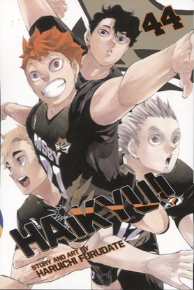 Picture of HAIKYU GN VOL 44