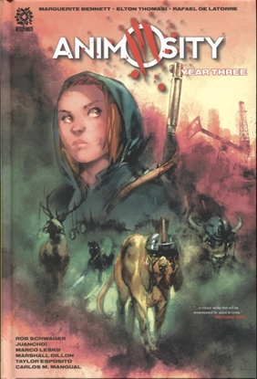 Picture of ANIMOSITY HC VOL 3 YEAR THREE