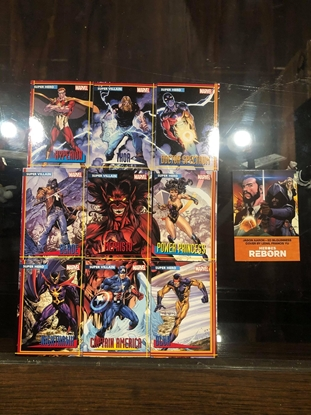 Picture of HEROES REBORN 10-PACK TRADING CARDS