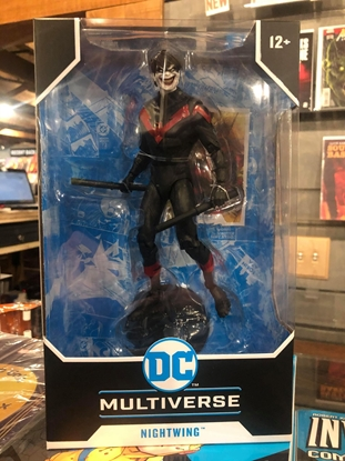 Picture of DC MULTIVERSE NIGHTWING ACTION FIGURE TMP MCFARLANE TOYS