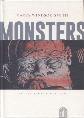 Picture of BARRY WINDSOR-SMITH MONSTERS SIGNED EDITION HC