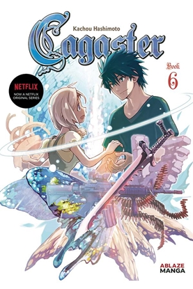 Picture of CAGASTER GN VOL 6