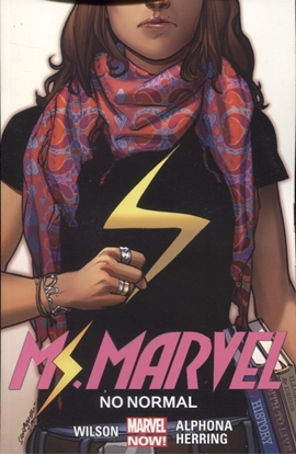 Picture of MS MARVEL TP VOL 1 NO NORMAL