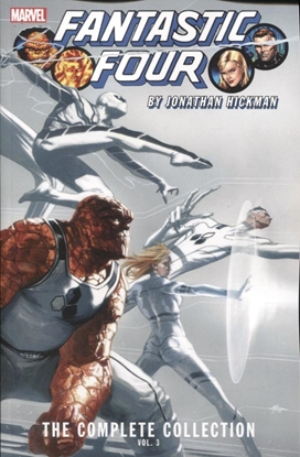 Picture of FANTASTIC FOUR BY HICKMAN COMPLETE COLLECTION TP VOL 3
