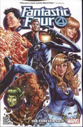 Picture of FANTASTIC FOUR TP VOL 7 FOREVER GATE