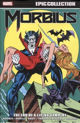 Picture of MORBIUS EPIC COLLECTION TP END LIVING VAMPIRE