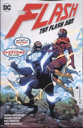 Picture of FLASH VOL 14 THE FLASH AGE TP