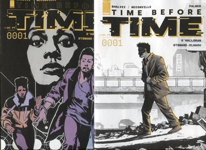 Picture of TIME BEFORE TIME #1 / COVER A & B VARIANT SET SHALVEY / NM