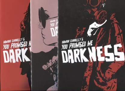 Picture of YOU PROMISED ME DARKNESS #2 / COVER A B C VARIANT SET NM BEHEMOTH
