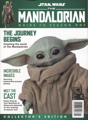 Picture of STAR WARS MANDALORIAN GUIDE TO SEASON 1 NEWSSTAND