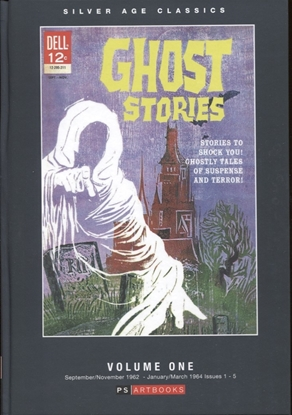 Picture of SILVER AGE CLASSICS GHOST STORIES HC VOL 1