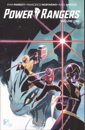 Picture of POWER RANGERS TP VOL 1