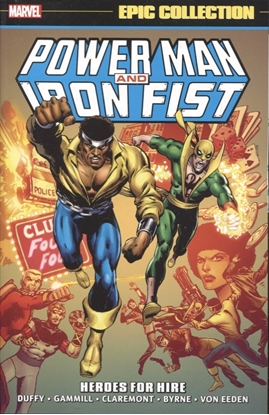 Picture of POWER MAN IRON FIST EPIC COLLECT TP HEROES FOR HIRE NEW PTG