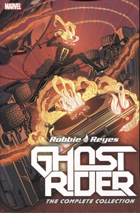 Picture of GHOST RIDER ROBBIE REYES COMPLETE COLLECTION TP
