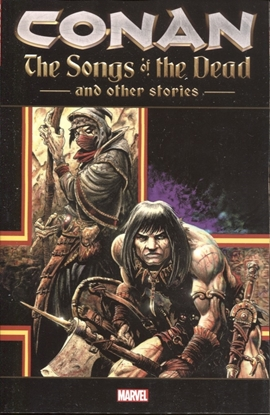 Picture of CONAN SONGS OF DEAD AND OTHER STORIES TP