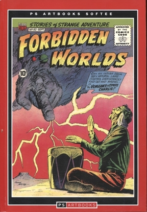 Picture of ACG COLL WORKS FORBIDDEN WORLDS SOFTEE VOL 13