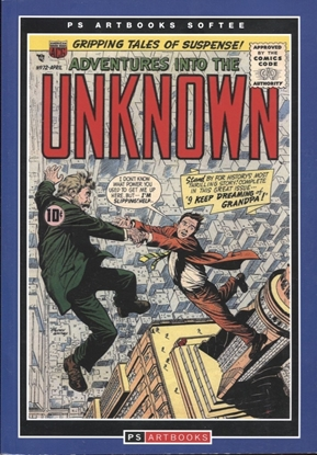 Picture of ACG COLL WORKS ADVENTURES INTO THE UNKNOWN SOFTEE VOL 13