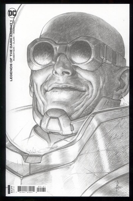 Picture of LEGENDS OF THE DARK KNIGHT #1 INC 1:25 RICCARDO FEDERICI VARIANT COVER