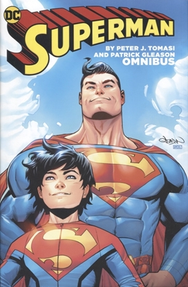 Picture of SUPERMAN BY PETER J TOMASI & PATRICK GLEASON OMNIBUS HC