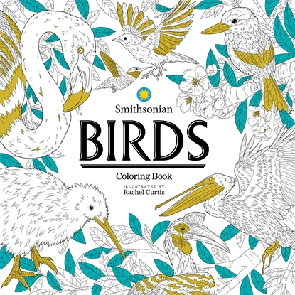Picture of BIRDS SMITHSONIAN COLORING BOOK