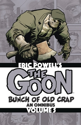 Picture of GOON BUNCH OF OLD CRAP TP VOL 5