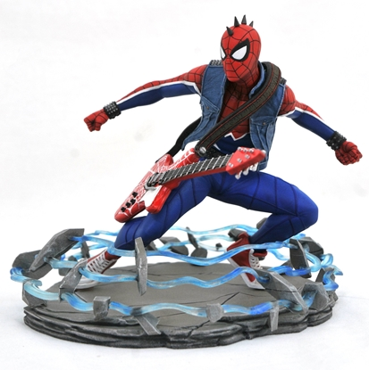 Picture of MARVEL GALLERY PS4 SPIDER-PUNK PVC STATUE
