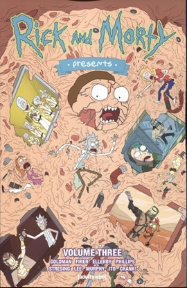 Picture of RICK AND MORTY PRESENTS TP VOL 03