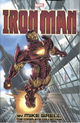 Picture of IRON MAN BY GRELL COMPLETE COLLECTION TP
