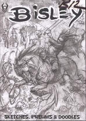 Picture of BISLEY SKETCHES PRELIMS & DOODLES SC SIGNED