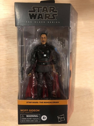 """Picture of STAR WARS BLACK SERIES 6"""" MOFF GIDEON ACTION FIGURE"""